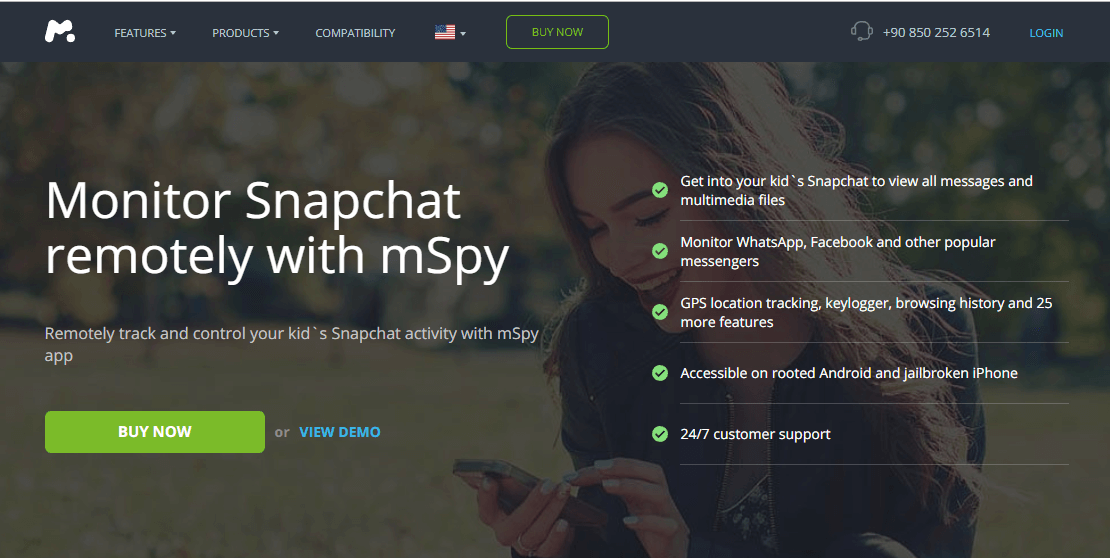 How mSpy Can Help You Spy on SnapChat?
